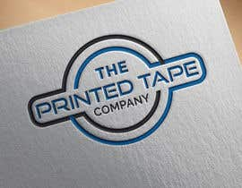 #102 for Design a Logo for The Printed Tape Company by LogoExpert69
