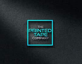#103 for Design a Logo for The Printed Tape Company by LogoExpert69
