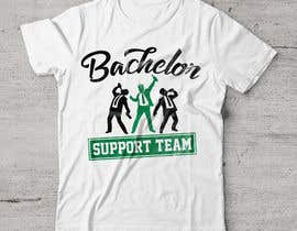 #31 for Bachelorparty T-shirt by karlparan