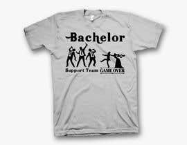 #35 for Bachelorparty T-shirt by shamemarema24