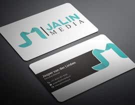 #33 for Ontwerp enkele Visitekaartjes voor Jalin Media by BikashBapon