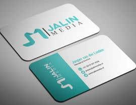 #4 for Ontwerp enkele Visitekaartjes voor Jalin Media by smartghart