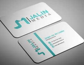 #5 for Ontwerp enkele Visitekaartjes voor Jalin Media by smartghart
