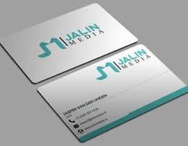 #44 for Ontwerp enkele Visitekaartjes voor Jalin Media by sahajid000