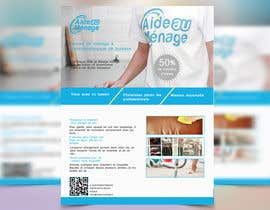 #39 for Create a flyer for a cleaning service by mdsharifahmed823