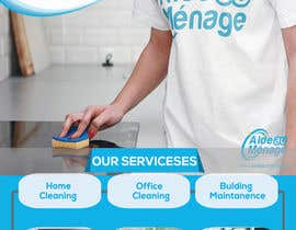 #58 for Create a flyer for a cleaning service by rockymunshi46