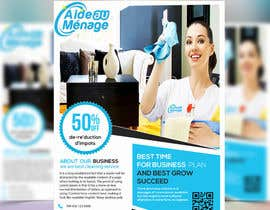 #23 for Create a flyer for a cleaning service by Neahz