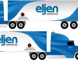 #12 for Eljen Mantis, Vinyl Truck Wrap by Design1993
