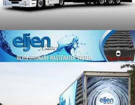 #22 for Eljen Mantis, Vinyl Truck Wrap by alrayel