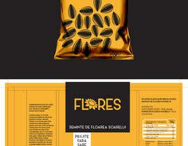 #1 for ######Create Print and Packaging Designs for  SUNFLOWER SEEDS ########## by mariacastillo67