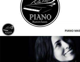 #55 for Piano Masterclass Website Logo Design by gbeke
