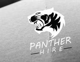 #13 for Panther Hire Logo by mdhelaluddin11