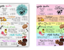 #28 for design a menu poster by marnirism1111