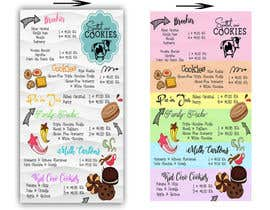 #59 for design a menu poster by shrifat