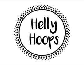 #117 for Helly Hoops Logo - Hula Hoop Dancer by vectorowelove