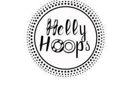 #113 for Helly Hoops Logo - Hula Hoop Dancer by inuella365