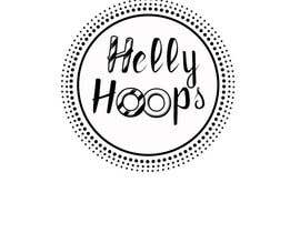 #115 for Helly Hoops Logo - Hula Hoop Dancer by inuella365