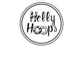 #116 for Helly Hoops Logo - Hula Hoop Dancer by inuella365