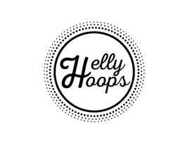 #72 for Helly Hoops Logo - Hula Hoop Dancer by chandanjessore