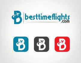 #114 for Logo for website www.besttimeflights.com by Fastwork0