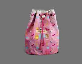 #11 for Make a design for package bag for baby blanket by mohamedgamalz