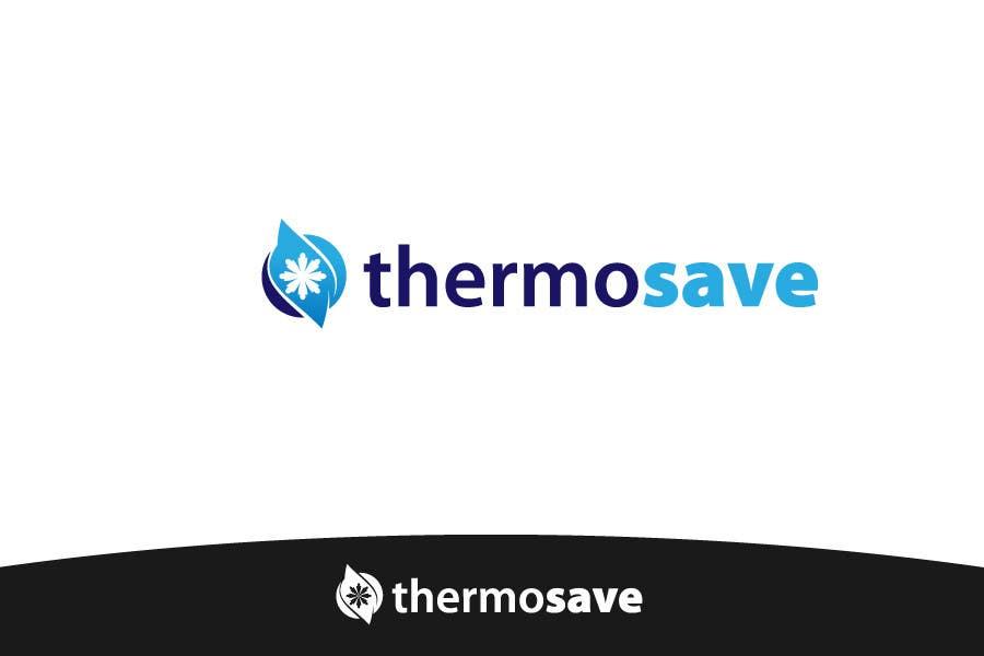 Kilpailutyö #142 kilpailussa Logo Design for THERMOSAVE