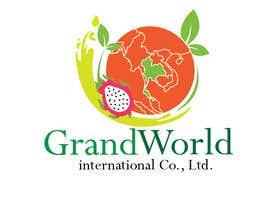 #86 for Logo Design for Thai Fruits Exporter by bala121488