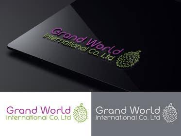 #132 for Logo Design for Thai Fruits Exporter by kopalkharap