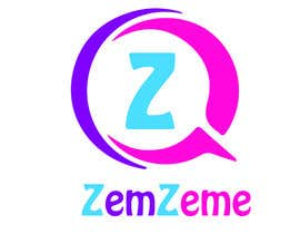 #18 for Design a mobile app Logo: ZemZeme by mdahmed2549