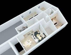 #8 for 3D Floor Plan Garda by vorteksIndia