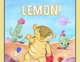 #49 for Illustrate Children's Book: Lemon Armadillo by BreeYang