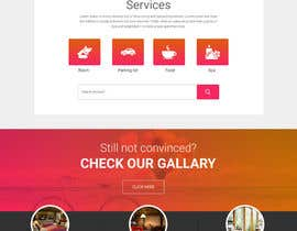 #8 for Design a Website Mockup for a Cottage by webmastersud