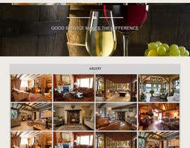 #5 for Design a Website Mockup for a Cottage by JohnyCode