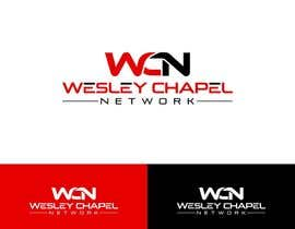 #101 for Design a Logo for Wesley Chapel Network by anayahdesigner