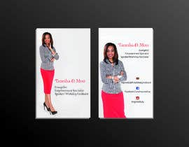 #20 for InspiredLdy Business Cards by imtiazmahmud80