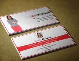 #24 for InspiredLdy Business Cards by infosouhayl