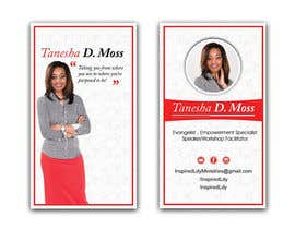 #36 for InspiredLdy Business Cards by infosouhayl