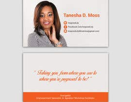 #23 for InspiredLdy Business Cards by smartghart