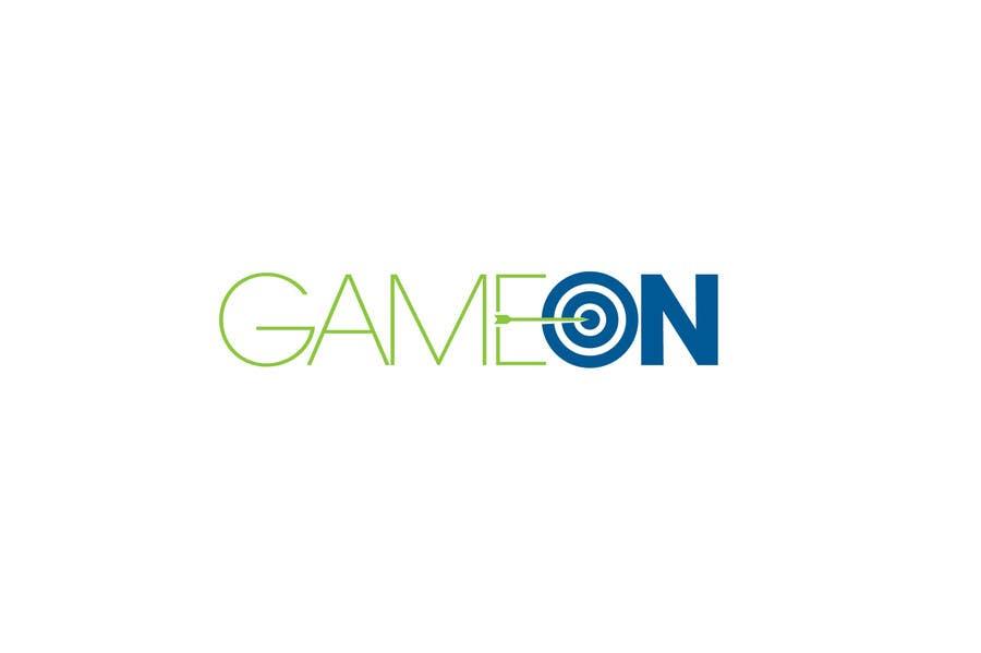 Kilpailutyö #16 kilpailussa Logo Design for Game On