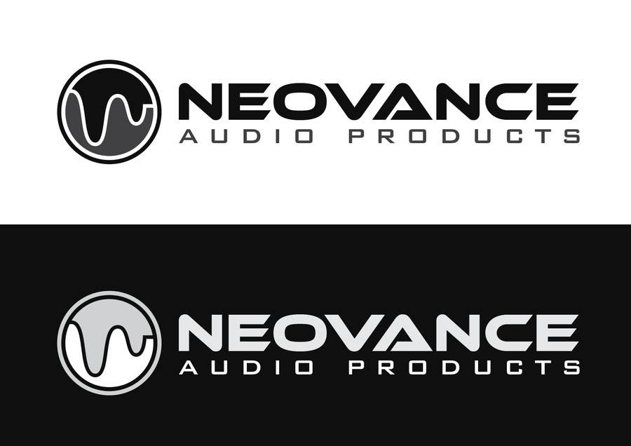 Contest Entry #1 for Neovance - Logo for Earphone Company