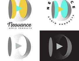 #4 for Neovance - Logo for Earphone Company by AVALONcreativos