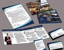 #13 for Welcome package items design including Brochure and flyer by anetapopovva