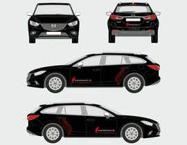 #16 for Design a car graphic by manfredslot