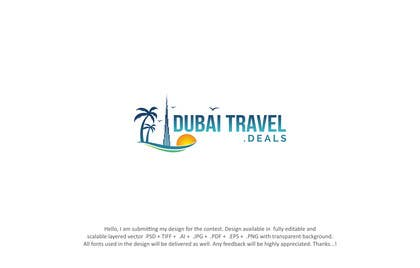 #161 for Design a Logo for travel website by designpoint52