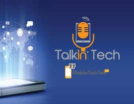 #158 for MobileTechTalk Podcast Logo by meher7777