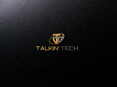 #138 for MobileTechTalk Podcast Logo by firstlogo