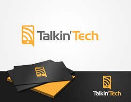 #105 for MobileTechTalk Podcast Logo by Xzero001