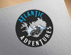 #64 for Logo for a tourguiding company called Atlantic adventures. Located in Iceland. by nhadesign16