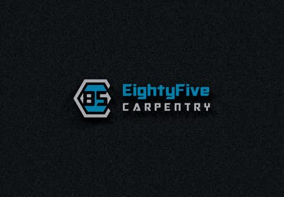 #15 for Design a Logo For EightyFive Carpentry. by RealReflection