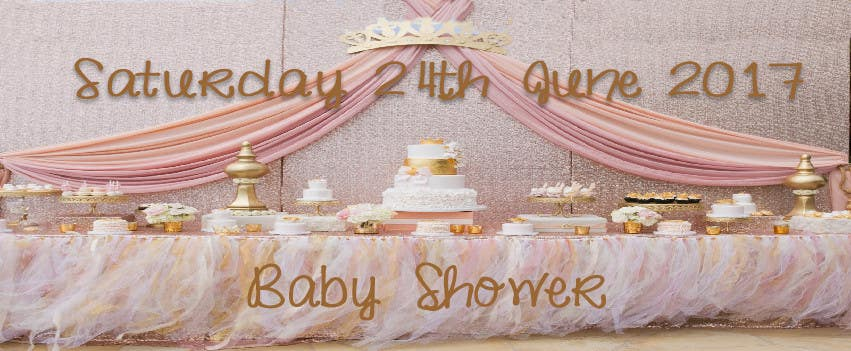 Entry 4 By Ruthannelysaght For Design Baby Shower Invitation For Print And Digital And A Facebook Landing Page Freelancer